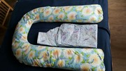 Подушка для беременных с шариками Farla Care U150