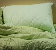 Подушка бамбуковая,  подушка бамбук